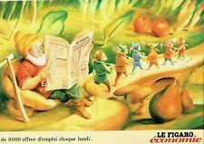 Publicité Advertising 089  1998  Le Figaro économie  (2 pages) offres emploi
