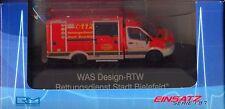 Rietze: INSERTO serie ASB/DRK/Yoo servizio di soccorso città Bielefeld-MB SPRINTER RTW
