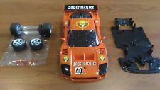 Ferrari F40 Jagermeifter 1:32 Fly Slot Car Kit Parts