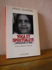 Desjardins : YOGA et spiritualité, l'hindouisme et nous  1969