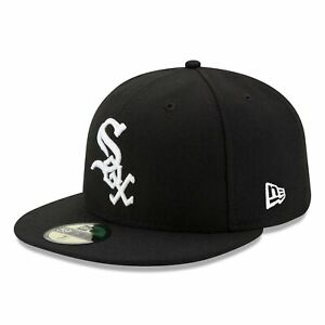 MLB Chicago White Sox New Era Authentic On Field 59FIFTY Fitted Cap Hat
