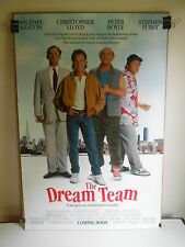The Dream Team (1989) Double Sided Original Movie Poster Michael Keaton 27x40