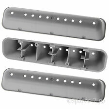 3 x Drum Paddle Lifters for BRANDT GWA1000 GWA1002 Washing Machines 10 Hole Fins