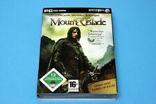 PC Computer Spiel - Mount & Blade - Komplett in OVP