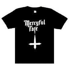MERCYFUL FATE  Music punk rock t-shirt  S-M-L- XL  NEW