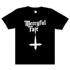MERCYFUL FATE  Music punk rock t-shirt  S-M-L- XL  NEW