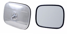 Pair Square Stainless Steel 1940-1972 CHEVROLET C10 Pickup TRUCK SIDE MIRRORS