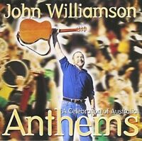Anthems: A Celebration of Australia by John Williamson (CD, Oct-2013, Warner Mus