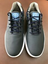 New listing Men's FootJoy Navy Contour Spiked Golf Shoes - size UK 9.