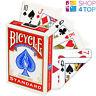 Bicycle Double Face Non Arrière Standard Tours de Magie Jeu Cartes Uspcc Red New