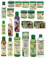ORGANICS BY AFRICA'S BEST OLIVE OIL HAIR CARE PRODUCTS (FULL RANGE)