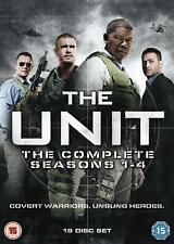The Unit - Seasons 1-4 (DVD)