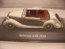 Car ixo altaya 1/43 EME 1938 s4e salmson