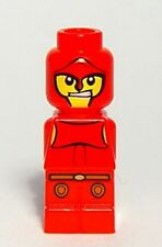 LEGO - Microfig - Minotaurus Gladiator - Red