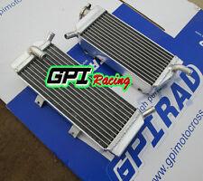 Radiator Honda CRF450X 2005-2016 2006 2007 2008 2009 2010 05 06 07 08 09 10 11