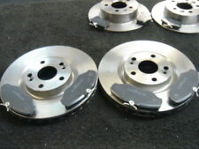 LDV CUB 2.3 DIESEL 1998-2003 FRONT 2 NEW BRAKE DISCS AND PADS SET
