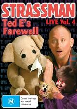 David Strassman - Ted E's Farewell (DVD, 2011)-FREE POSTAGE