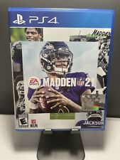 Football Madden NFL 21 - Sony PlayStation 4 EA Sports Game.