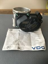 Genuine VDO Throttle Body For VW Audi Seat Skoda TDI. Part Number A2C53380146