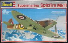 REVELL 4773 - Supermarine Spitfire Mk II - 1:32 - Flugzeug Modellbausatz - KIT