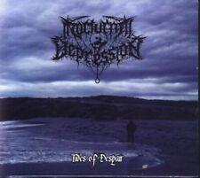 Nocturnal Depression - Tides of Despair  Digi-CD,neu,Peste Noire,Vlad Tepes