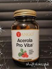 Yango Acerola Pro Vita ™ - 90 VCaps - Natural Vitamin C - Immune Support
