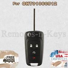 Car Transmitter Alarm Remote Key Fob Control for 2015 2016 Chevrolet Impala 4b