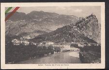 Italy Postcard - Arco - Veduta Dal Ponte Sul Sarca   B2466