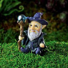 Wizard Stake Dollhouse Miniature Garden Faerie Fairy Tale Shire GO 17281