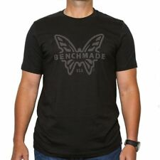 BENCHMADE SUBDUED BLACK T-SHIRT - XL - Authorized Dealer!