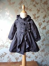 Jottum coat BERNADORA navy 92/2 years good cond winter autum party birthday