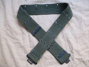 ceinturon genre TAP modèle 1950 Guerre d'Indochine