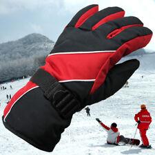 Keep Warm Polyester Outdoor Waterproof Windproof Snow Snowboard Ski Sports Glove