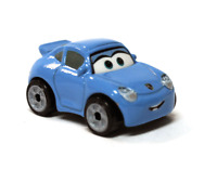 DISNEY PIXAR CARS MINI RACERS SALLY WITH TATTOO BOX #64  SAVE 8%