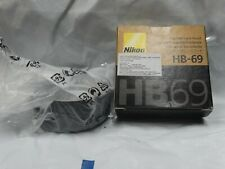 Original Nikon HB 69 Lens Hood for 18-55 mm zoom lens.