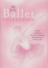My First Ballet Collection New DVD Region All
