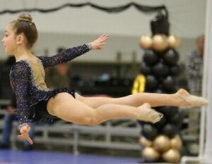 rhythmic gymnastics leotards custom rg gymnastics leotard competition T001