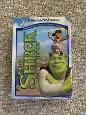 The Shrek Trilogy (Shrek / Shrek 2 / Shrek the Third) (Full Screen Edition) Dvd,