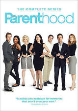 PARENTHOOD THE COMPLETE SERIES (DVD, 2015, 23-Disc Set) NEW