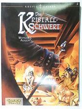 DAS KRISTALLSCHWERT # 2 ( Carlsen Verlag, Softcover, 1.Auflage )