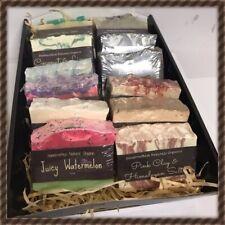 12 Handmade Natural Soap Pack At Wholesale Price