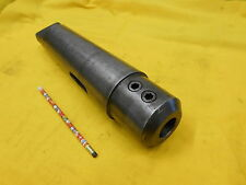 "7 MORSE TAPER - 1 1/4"" END MILL HOLDER horizontal boring mt milling machine tool"