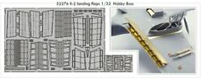 Eduard 1/32 Ilyushin Il-2 Landing Flaps for Hobby Boss kit # 32276