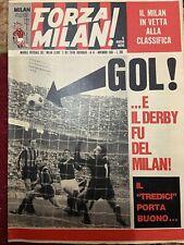 FORZA MILAN 1968