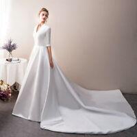 2021 schlichtes Brautkleid Hochzeitskleid Kleid Braut Babycat collection BC705