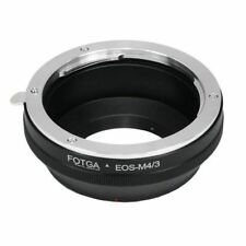 Canon EOS-M4/3  EF lens to Micro 4/3 M43 Mount Adapter For E-P3 E-PL2 Panasonic