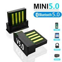 Bluetooth 5.0 Chiavetta USB Adattatore Ricevitore Edr Windows 10 8 PC Z175