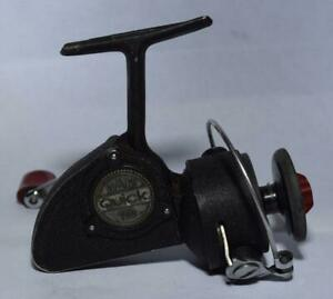 Vintage DAM Quick 110 Spinning Reel - Fishing - Made In West Germany - Nice!