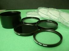 BK 4.Filter+Adapter Tube 52mm ND PL UV Lens For Olympus XZ-1 XZ-2 XZ1 XZ2 Camera
