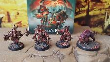 Warhammer Enfers: shadespire – magore 'monstres Pro Painted Made To Order